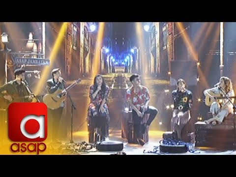 ASAP: Jambayan performs the hit songs from the '90s