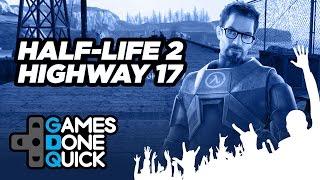 Half-Life 2 Highway 17 Speedrun in 8 Minutes - GameSpot Done Quick