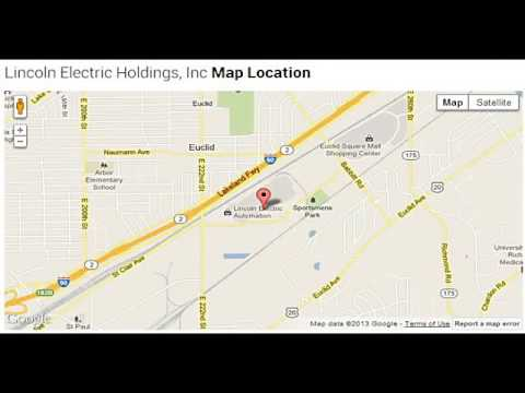 Lincoln Electric Holdings, Inc Corporate Office Contact Information
