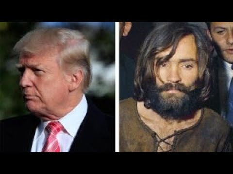 Newsweek compares Trump to Charles Manson
