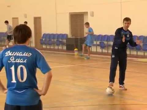 Futsal Club Dynamo. Master-class'2009. #10