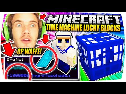 PEWDIEPIE'S ULTRA OP BROFIST mit 1.000.000 ANGRIFFSSCHADEN! ● Minecraft: Lucky Block Battle | Nunan