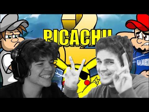GUSANG & SR.WILSON BEM LOKO: Relembrando Picachu com C 2