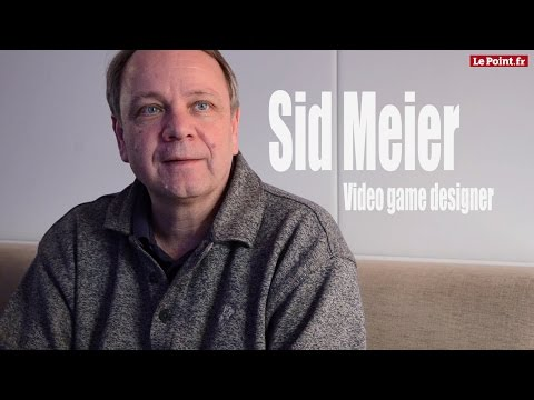 Sid Meier full interview (Civilization, Starships) [ENGLISH]