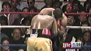 Mike Tyson vs. Buster Mathis Jr (1995-12-16)