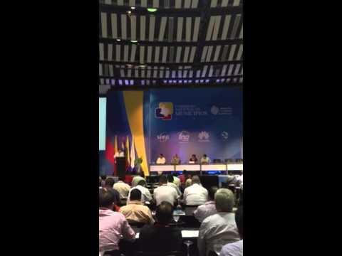 Congreso Nacional de Municipios 2015
