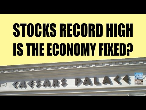Stock Market, Food, and Electricity Prices Rise to RECORD HIGH!