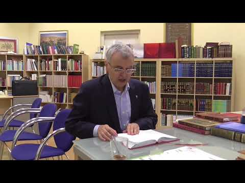 Prof. Dr. Ahmet Akgündüz - Arapça Mesnevi-i Nuriye 145. Ders