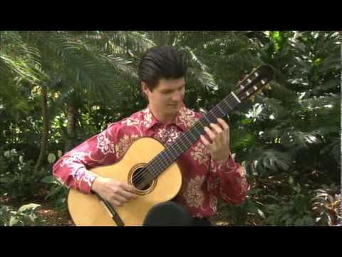 Jeff Peterson Spanish Romance Video jeffpetersonguitar.com