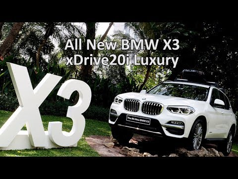 Profil All New BMW X3 xDrive20i Luxury