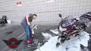 Foam Blaster 6 Foam Gun - Chemical Guys Car Wash Detailing Car Care GSXR 750