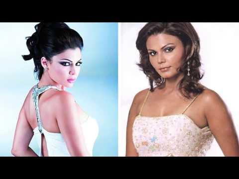 Haifa Wehbe And Rakhi Sawant- Do They Look Alike? video