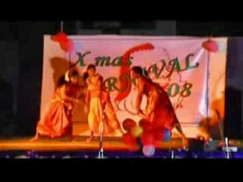 KARUPPANA KAYYALE. DANCE BY SUMANARYA DEVI.& VEENA VENU........