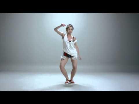 Танцы 2015. Современные уроки танцев - АФРО ХАУС.