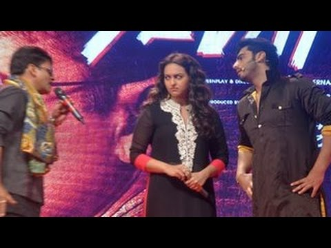Tevar Official TRAILER LAUNCH | Arjun Kapoor, Sonakshi Sinha, Manoj Bajpayee
