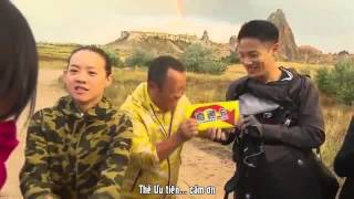 [Vietsub] Trailer Tập 4 – The Amazing Race China Season 2