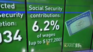 Social Security pay raise anticipated