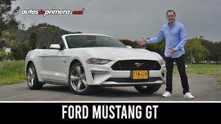 Ford Mustang GT Premium Convertible 2019 ¡Irresistible! | Prueba