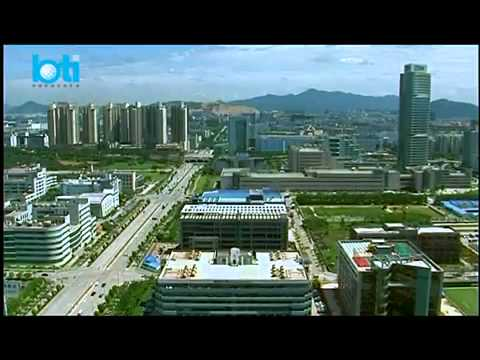 Shenzhen Business Travel