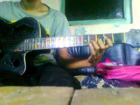 kertas tisu langit membiru (gitar cover)