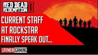 Current Rockstar Employees Speak Out On Rockstar's Work Conditions...