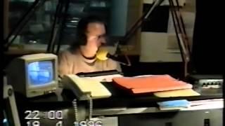 Doctor a Hirax vysielajú Metelicu Rádia Rebeca /1996/