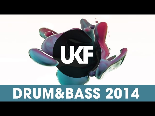 UKF Drum & Bass 2014 (Album Megamix)