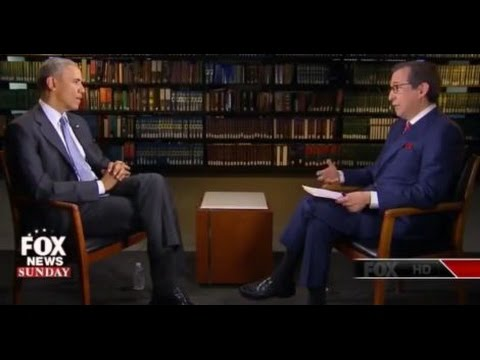 President Obama 'Fox News Sunday' Full Interview