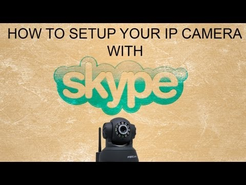 How To: Setup IPCAM To Webcam