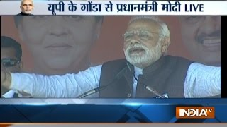 In UP, PM Modi Invokes Lord Shiva; says People can Detect Truth using 'Third Eye'