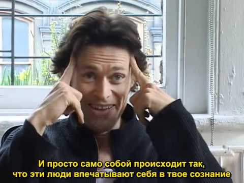 Willem Dafoe about ashtanga yoga
