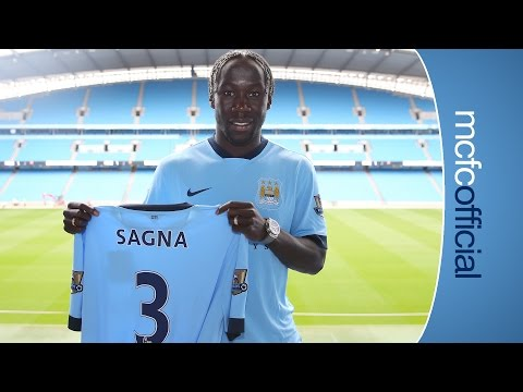 SAGNA ON ZABALETA & WORLD CLASS CITY | Bacary's first City interview
