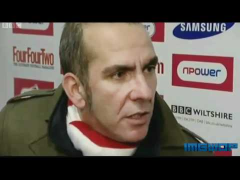 PAOLO DI CANIO FUNNY RANT (FULL INTERVIEW) | 21st Jan. 2012 (HD)