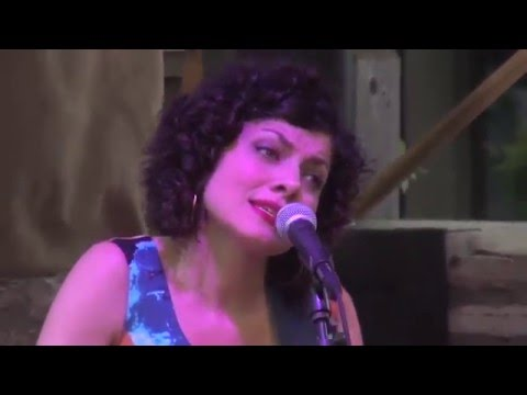 Carrie Rodriguez and Luke Jacobs ~Softer Side of you~ LIVE IN AUSTIN TEXAS at Guerro's