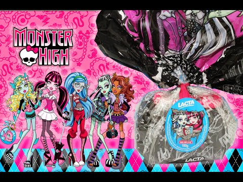 Ovo de Páscoa Monster High com Bolselfie 2016