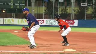 IBL 2017: San Marino Baseball Club vs Rimini Baseball Club! Gara 2