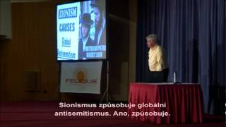 David Icke,  part 3/4 ,The Lion sleeps no more,CZ titulky.avi