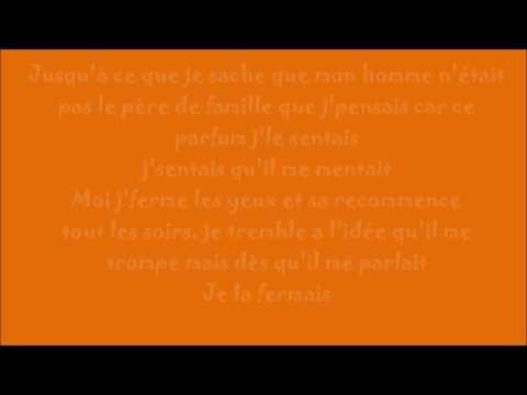 Sheryfa Luna feat Léa Castel  Il avait les mots Paroles