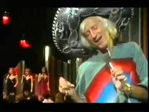 Jimmy Savile all over coleen nolan.mp4