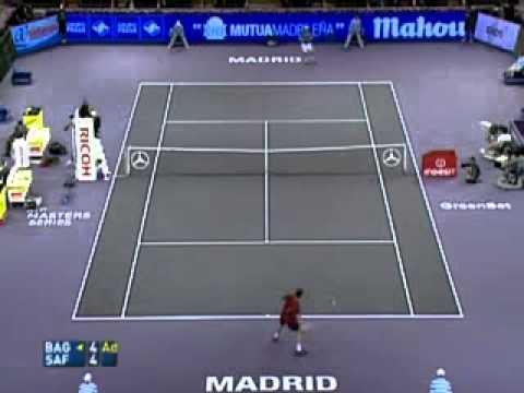 Marat サフィン vs. Marcos バグダディス.avi