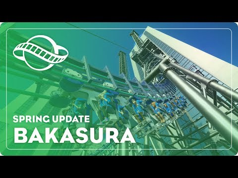 Planet Coaster - Spring Update: Bakasura