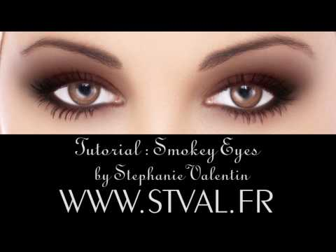0 Tutorial : Smokey Eyes   Make up