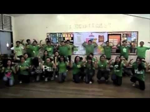 Sama Sama - Grade 8 Grassowl (nutrition Month Jingle Making Contest 2013) video