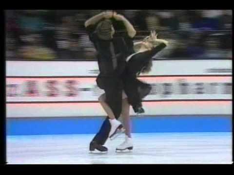 Grishuk & Platov (RUS) - 1993 World Figure Skating Championships, Free Dance
