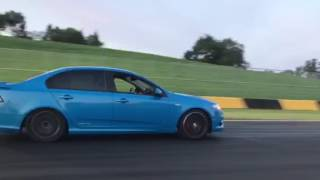 Fg turbo 616hp vs 700hp gtr roll racing