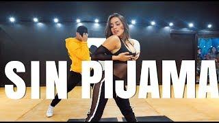 Download Lagu SIN PIJAMA - Becky G - Natti Natasha - Coreografia Matias Orellana & Xiomara Herrera Gratis STAFABAND