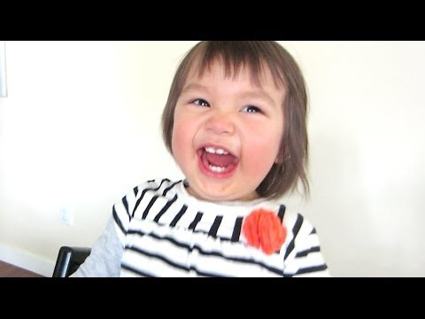 Happiest Baby on the Block! - April 22, 2014 - itsJudysLife Daily Vlog
