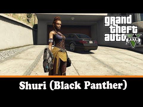 Shuri (Black Panther)