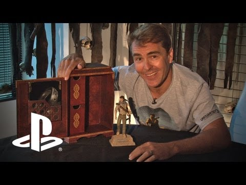 UNCHARTED 3: Drake's Deception Collector's Edition (Unboxing)