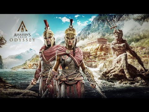 Assassin's Creed: Odyssey. 1 часть (без комментариев) [1080p PC]